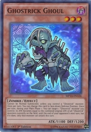 Ghostrick Ghoul - 1st Edition - MP14-EN126