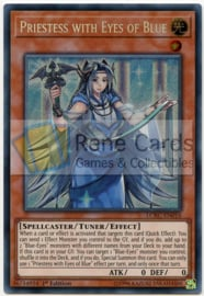 Priestess with Eyes of Blue - 1.st Edition - LCKC-EN016