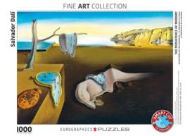 Salvador Dali - The Persistence of Memory (1000)