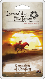 Legend of the Five Rings - The Card Game - Campaigns of Conquest