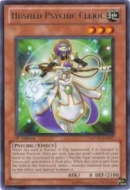 Hushed Psychic Cleric - 1st Edition