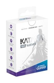 Katana Sleeves - Standard Size - White