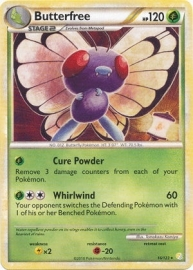 Butterfree - HGSS - 16/123