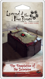 Legend of the Five Rings - The Card Game - The Temptation of the Scorpion