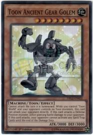 Toon Ancient Gear Golem - 1st. Edition - DRL2-EN022
