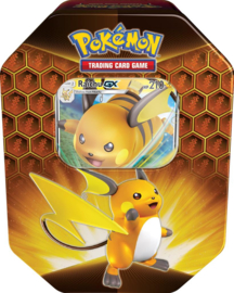 Pokemon - Hidden Fates - Tin - Raichu GX