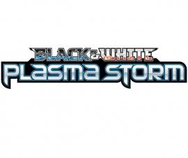 B&W - Plasma Storm