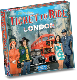 Ticket to Ride - London (NL)