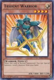 Trident Warrior - 1st Edition - BP03-EN075