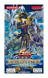8. Yusei Fudo - 1st Edition
