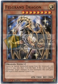 Felgrand Dragon - 1st Edition - SR02-EN005