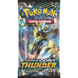 Pokemon - S&M - Lost Thunder - Booster Pack - Zera0ra