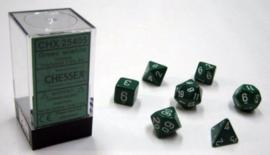 Opaque - Green/White