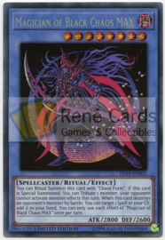 Magician of Black Chaos MAX  - Limited Edition - TN19-EN002