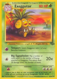 Exeggutor - Unlimited - Jung - 35/64