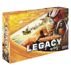 Pandemic - Legacy - Yellow Edition (NL) Seizoen 2