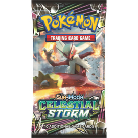 Pokemon - S&M - Celestial Storm - Booster Pack - Blaziken