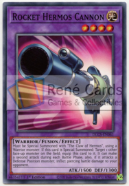 Rocket Hermos Cannon - 1st. Edition - DLCS-EN061