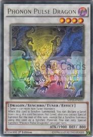 Phonon Pulse Dragon - 1st Edition - MP15-EN031