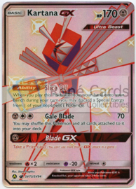 Kartana GX - S&M HidFat - SV73/SV94