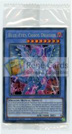 Blue-Eyes Chaos Dragon - 1st. Edition - LDS2-EN017