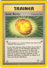 Gold Berry - Unlimited - NeoGen - 93/111