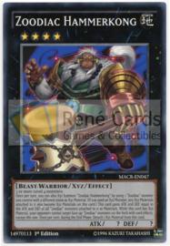 Zoodiac Hammerkong - 1st. Edition - MACR-EN047