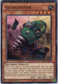 Geargiauger - 1st Edition - SDGR-EN003