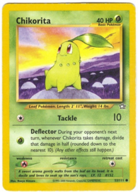 Chikorita - Unlimited - NeoGen - 53/111