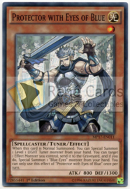 Protector with Eyes of Blue - 1st. Edition - MP17-EN011