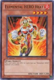 Elemental HERO Heat - Unlimited - LCGX-EN037
