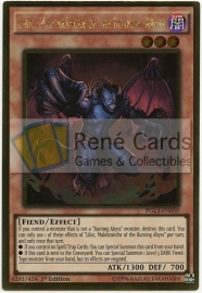 Libic, Malebranche of the Burning Abyss - 1st Edition - PGL3-EN050