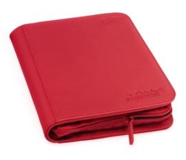 Ultimate Guard 4-Pocket ZipFolio XenoSkin Red