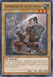 Chamberlain of the Six Samurai - 1st Edition - YS13-EN005