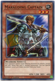 Marauding Captain - 1st Edition - YS17-EN012