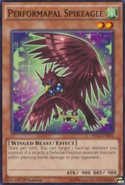 Performapal Spikeagle - Unlimited - SECE-EN004