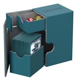 Flip´n´Tray Deck Case 80+ - Standard Size - XenoSkin - Petrol