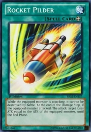 Rocket Pilder - 1st Edition - BP02-EN157