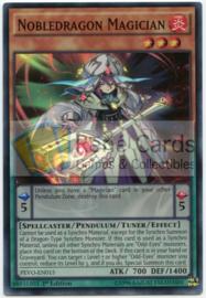 Nobledragon Magician - 1st. Edition - PEVO-EN015