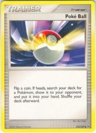Poké Ball - Platin - 113/127