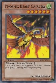 Phoenix-Beast Gairuda - 1st. Edition - HA07-EN033