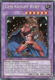 Gem-Knight Ruby - Unlimited - HA05-EN019