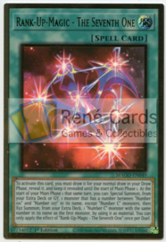 Rank-Up-Magic - The Seventh One - MAGO-EN049 - 1st. Edition