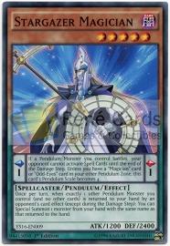 Stargazer Magician - 1st Edition - YS16-EN009