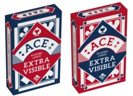 Ace Bridge Extra Visible Playing Cards