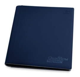 12-Pocket QuadRow Portfolio XenoSkin Dark Blue
