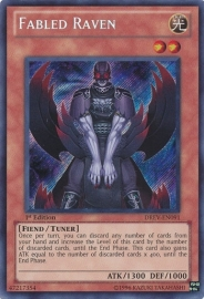 Fabled Raven - 1st Edition