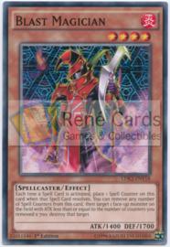 Blast Magician -  1st. Edition - LDK2-ENY18