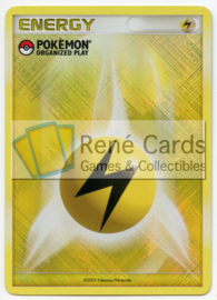 Pokemon Organized Play - Lightning Energy (3)