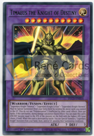 Timaeus the Knight of Destiny - 1st. Edition - DLCS-EN054 - Green